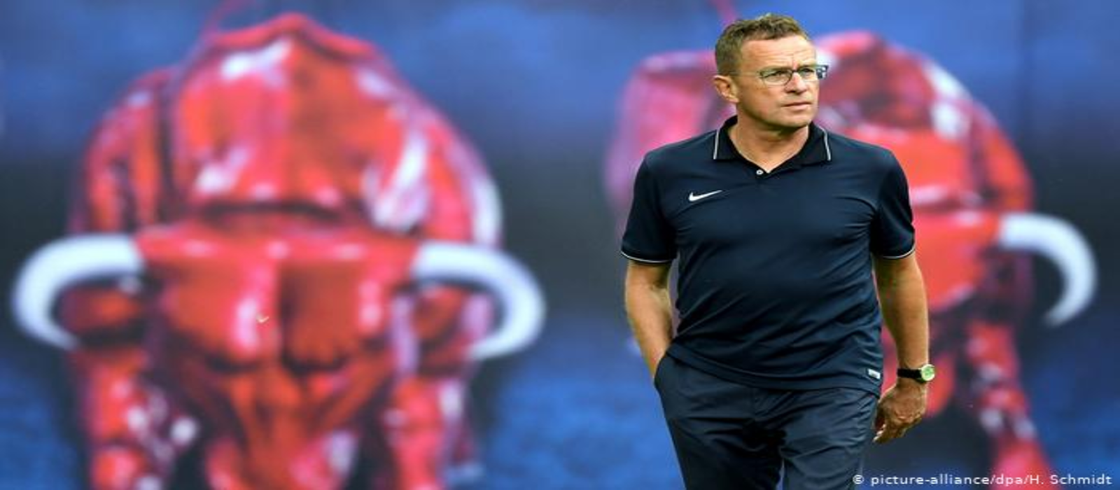 Manchester United monitoring Ralf Rangnick as potential Ole Gunnar Solskjaer replacement – report