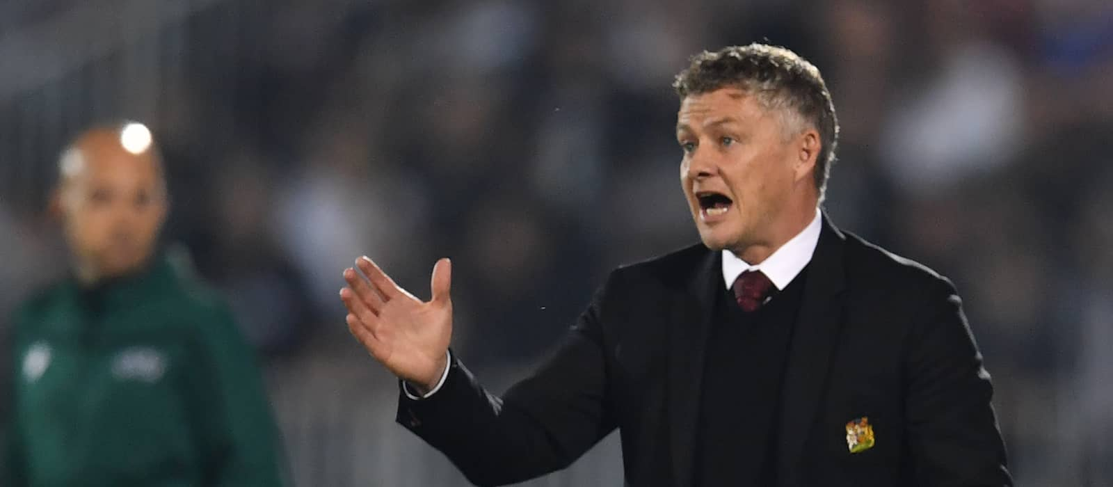 Ole Gunnar Solskjaer justifies decision to play youngsters despite poor results