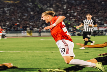 Brandon Williams produces all-round impressive display against Partizan Belgrade