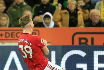 Scott McTominay puts in ridiculous first-half shift vs Norwich