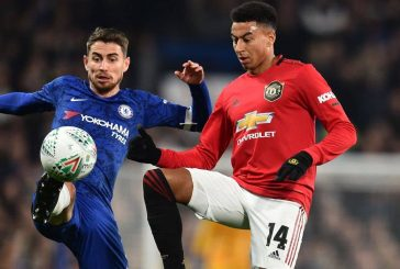 Manchester United fans lose patience with Jesse Lingard after fruitless form