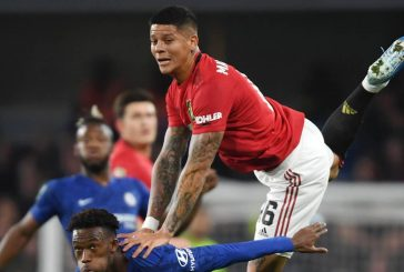 Marcos Rojo lined up by Roma to replace Chris Smalling