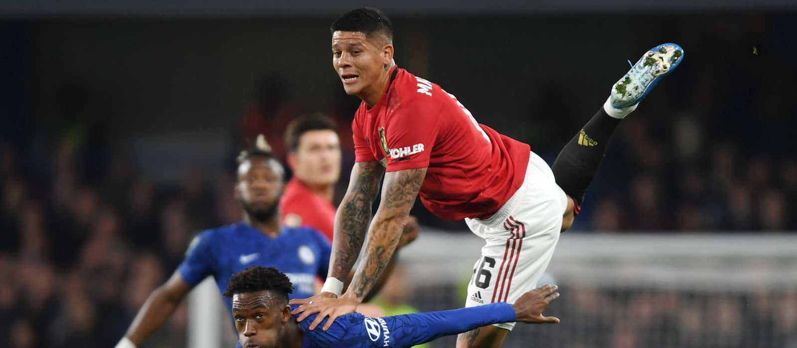 Marcos Rojo doesn't want to return to Manchester United