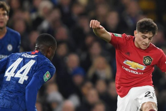 Daniel James' agent addresses rumours over a loan move