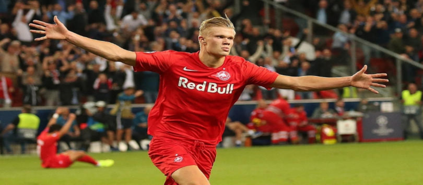Red Bull Leipzig new favourites in Erling Haaland pursuit