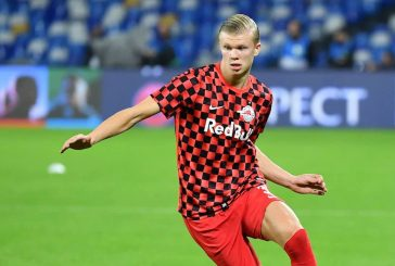 Erling Braut Haland excites Manchester United fans with latest display