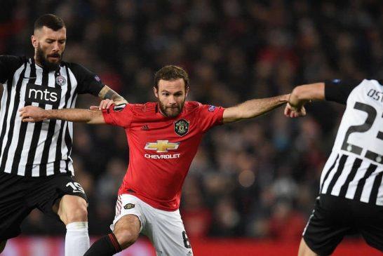 Sheffield United vs. Manchester United: Potential XI with Juan Mata at No.10