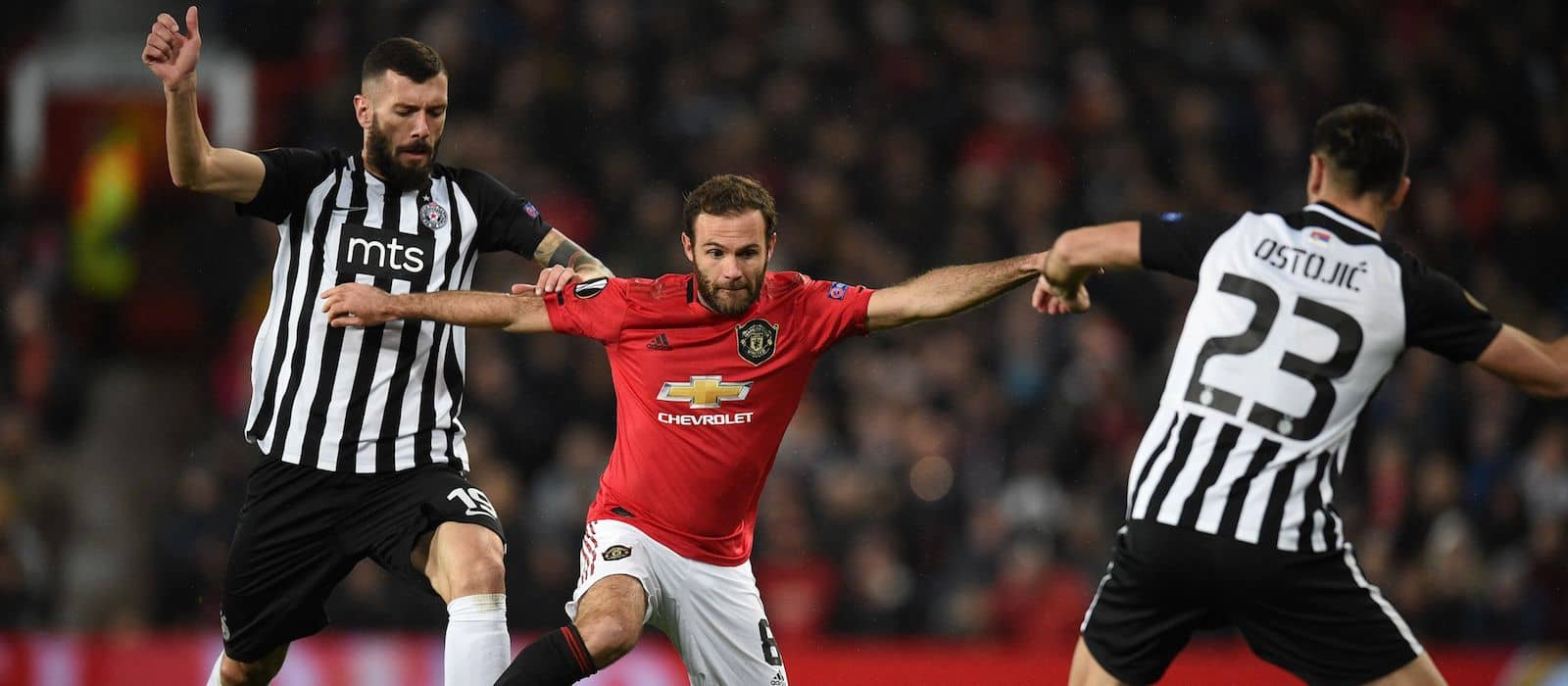 Manchester United fans react to Juan Mata's performance vs Norwich