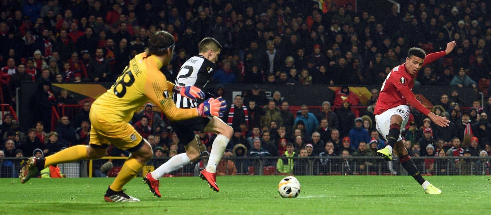 Ole Gunnar Solskjaer: Mason Greenwood must improve before becoming regular starter for Manchester United
