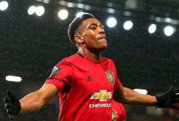 Manchester United fans react to Anthony Martial's delightful display