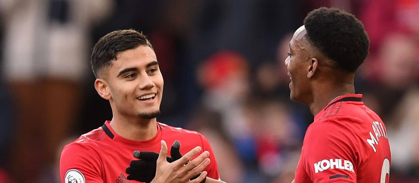 Photo gallery: Manchester United 3-1 Brighton & Hove Albion