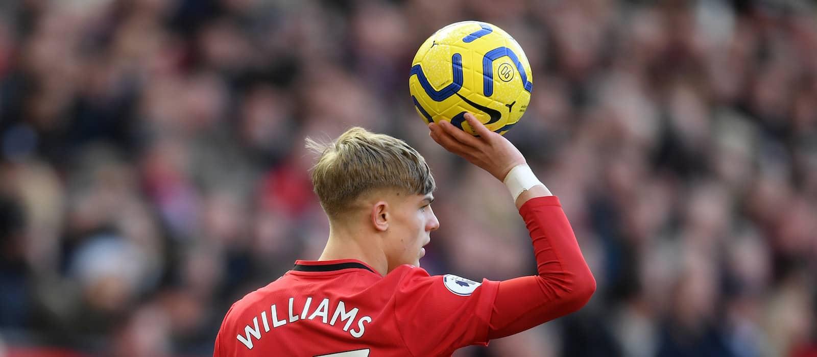 Brandon Williams impresses despite Manchester United dropping points vs Sheffield United