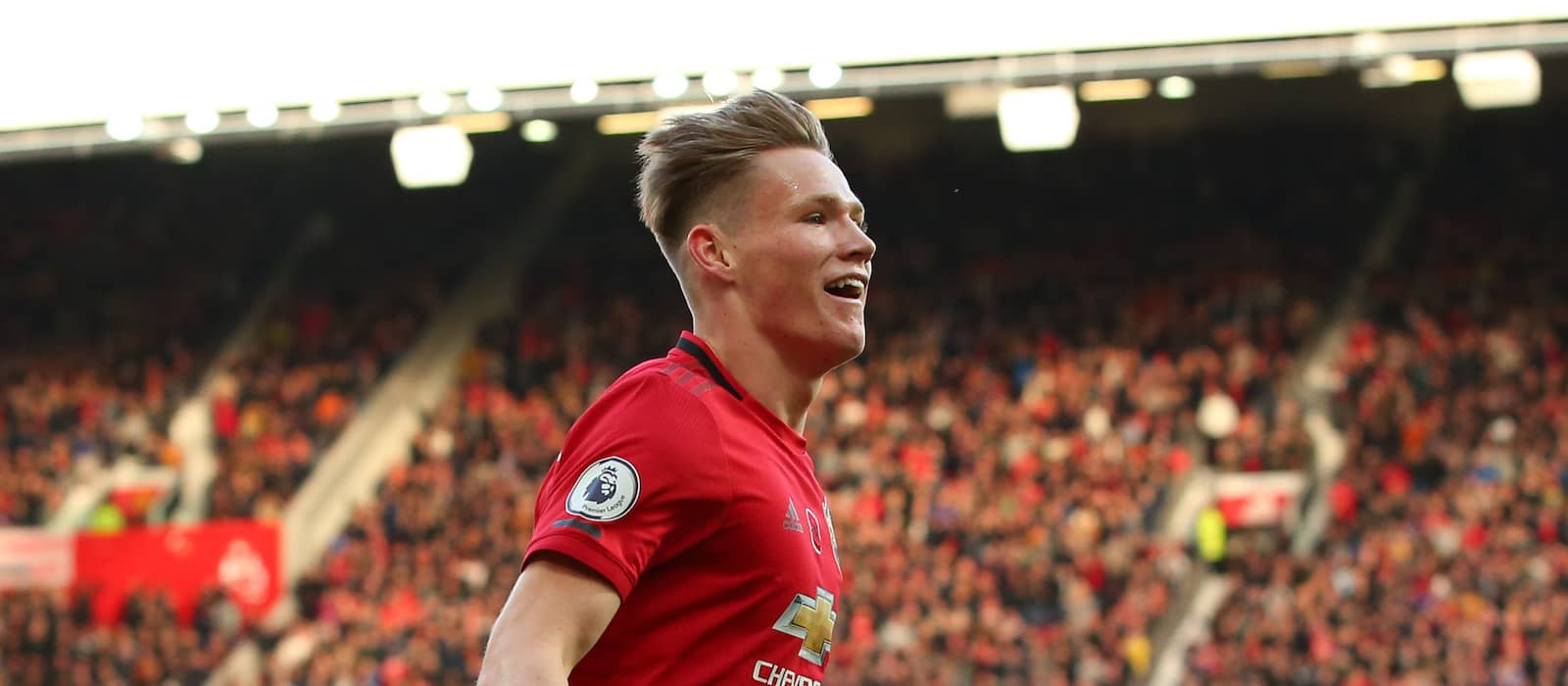 Manager expects Scott McTominay to be in Sunday's squad