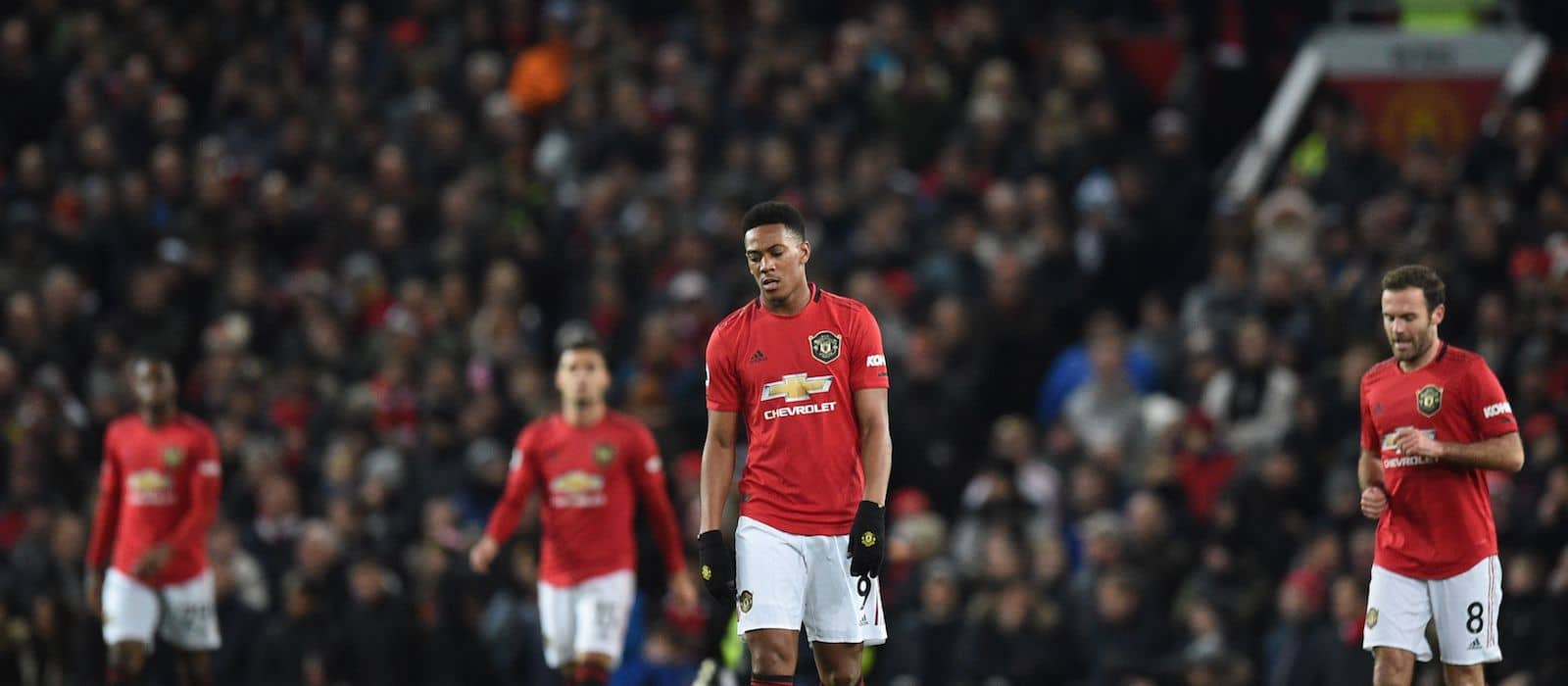 Player ratings: Manchester United 2-2 Aston Villa