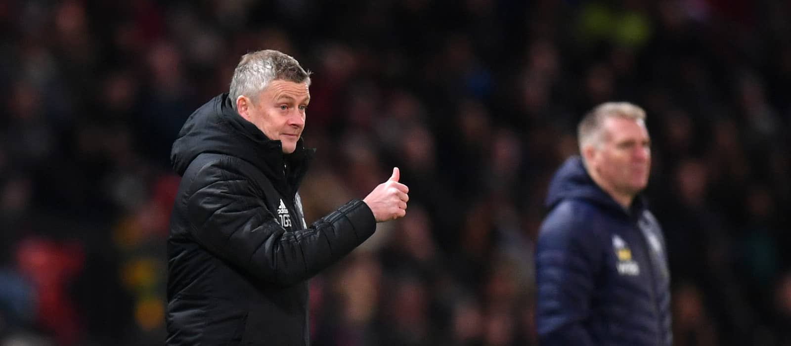 Ole Gunnar Solslkjaer keen on continuing Manchester United revolution
