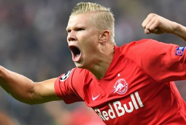 Manchester United target Erling Braut Haaland could be available for £17m in January – report
