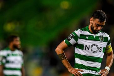 Jose Mourinho rules out move for Sporting Lisbon's Bruno Fernandes