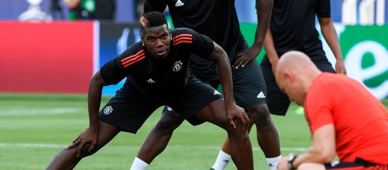 Zinedine Zidane still determined to sign Manchester United's Paul Pogba – report