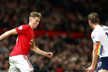 Scott McTominay rises to the occasion vs Jose Mourinho's Tottenham