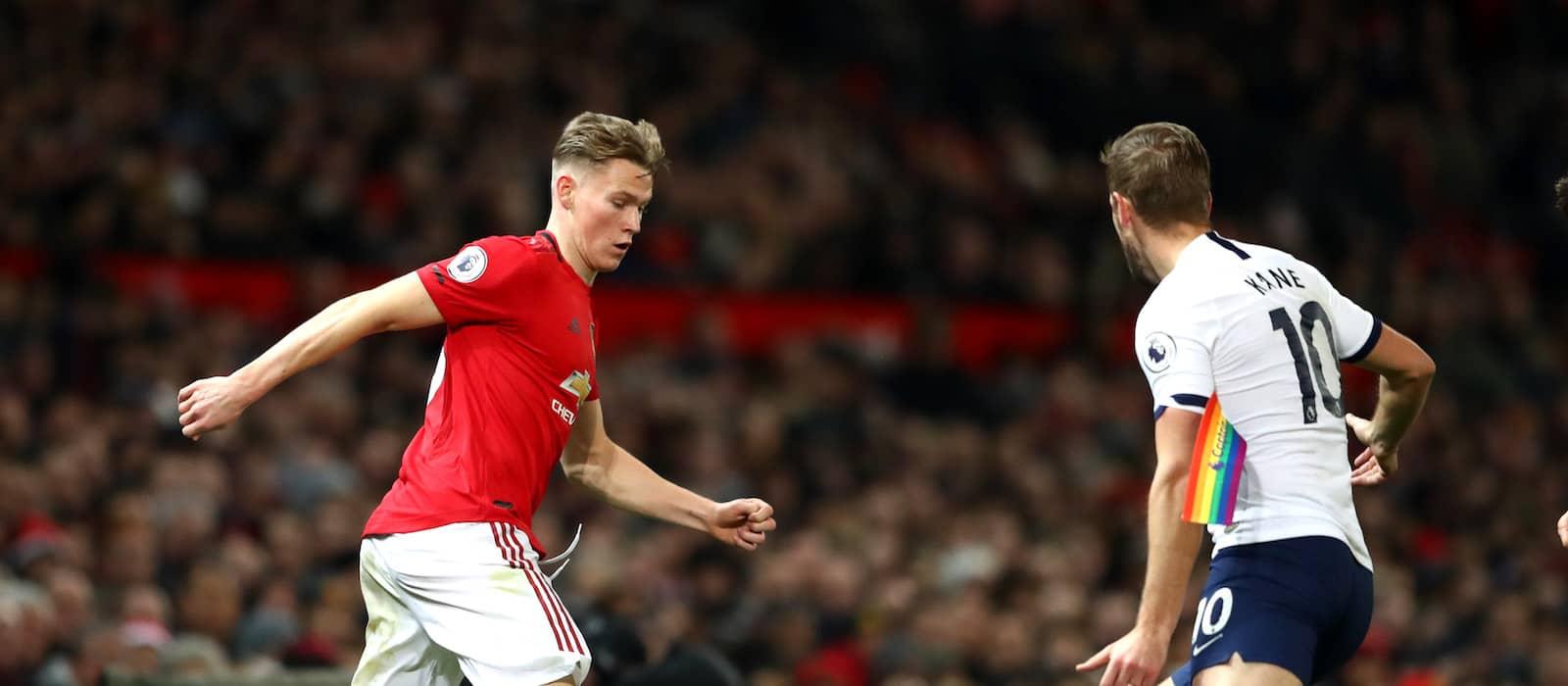 Scott McTominay rises to the occasion vs Jose Mourinho's Tottenham