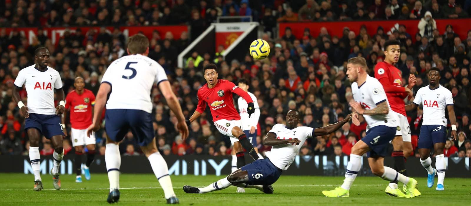 Manchester United fans gushing over Marcus Rashford's performance vs. Tottenham Hotspur