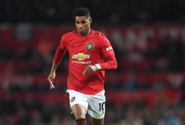 Video: Marcus Rashford steps up fitness work during suspension