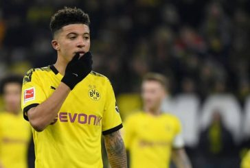 Manchester United facing competition from five clubs for Jadon Sancho next summer – report