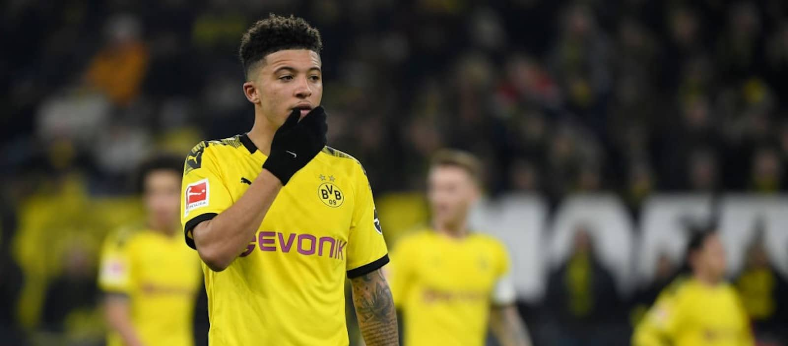 Borussia Dortmund drop bombshell on Man United's Jadon Sancho transfer deal