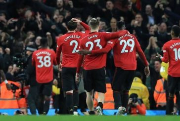 Supporters stunned by Manchester United's incredible win over Manchester City