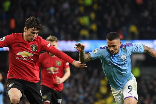 Victor Lindelof excelling for Manchester United with brilliant stat