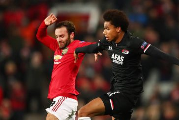 Juan Mata silences critics with fine performance vs AZ Alkmaar