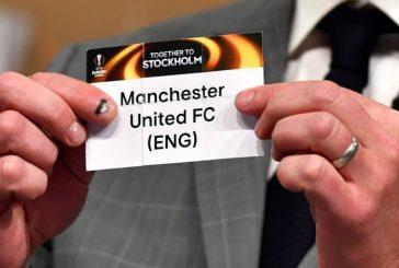 Manchester United draw Istanbul Başakşehir or FC Copenhagen in Europa League