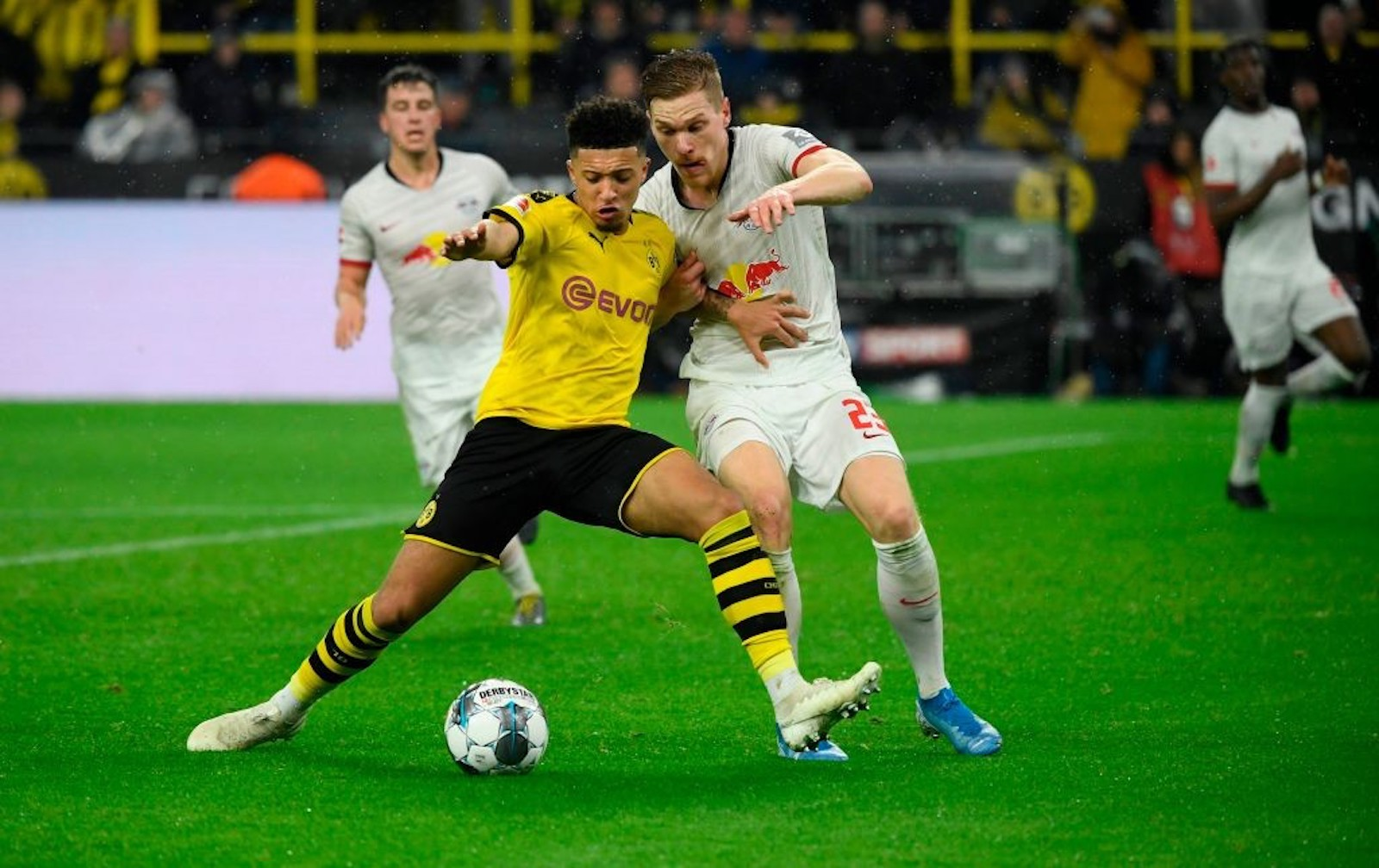 Manchester United encouraged to make move for Jadon Sancho
