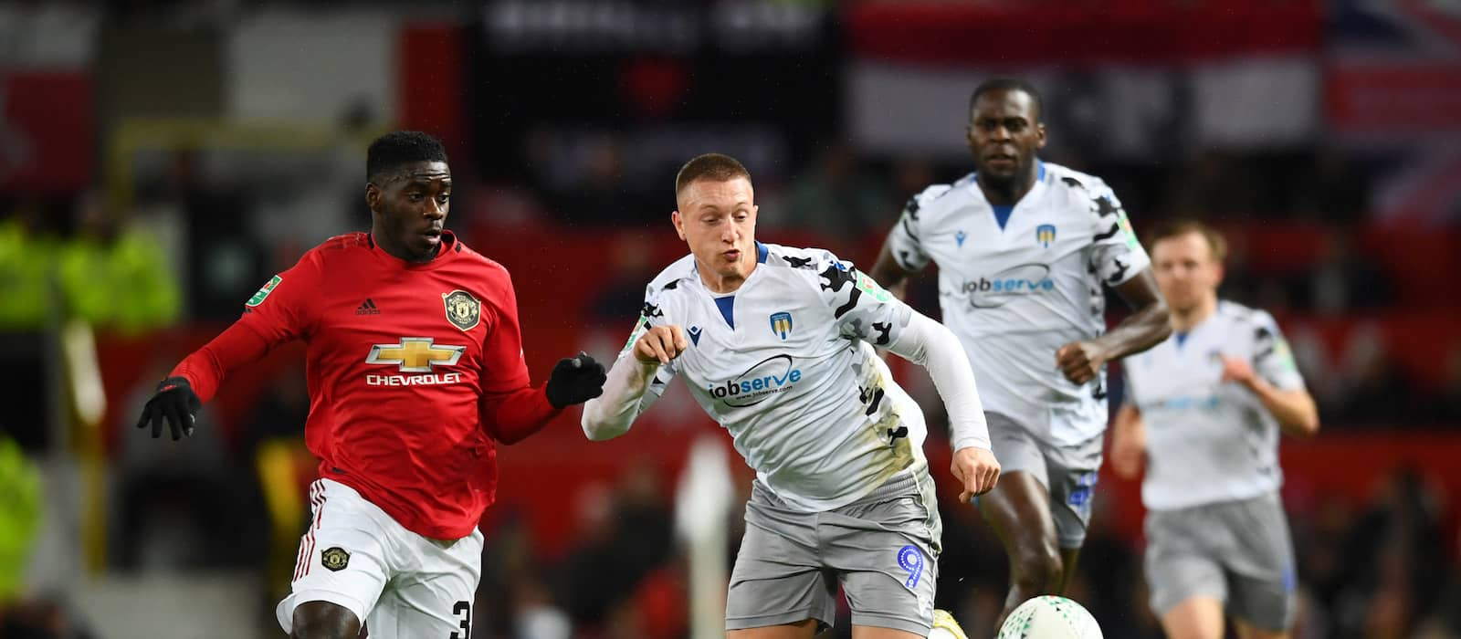 Player ratings: Manchester United 3-0 Colchester United