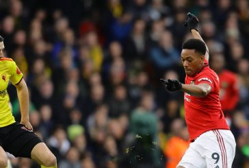 Manchester United created nothing big without Anthony Martial