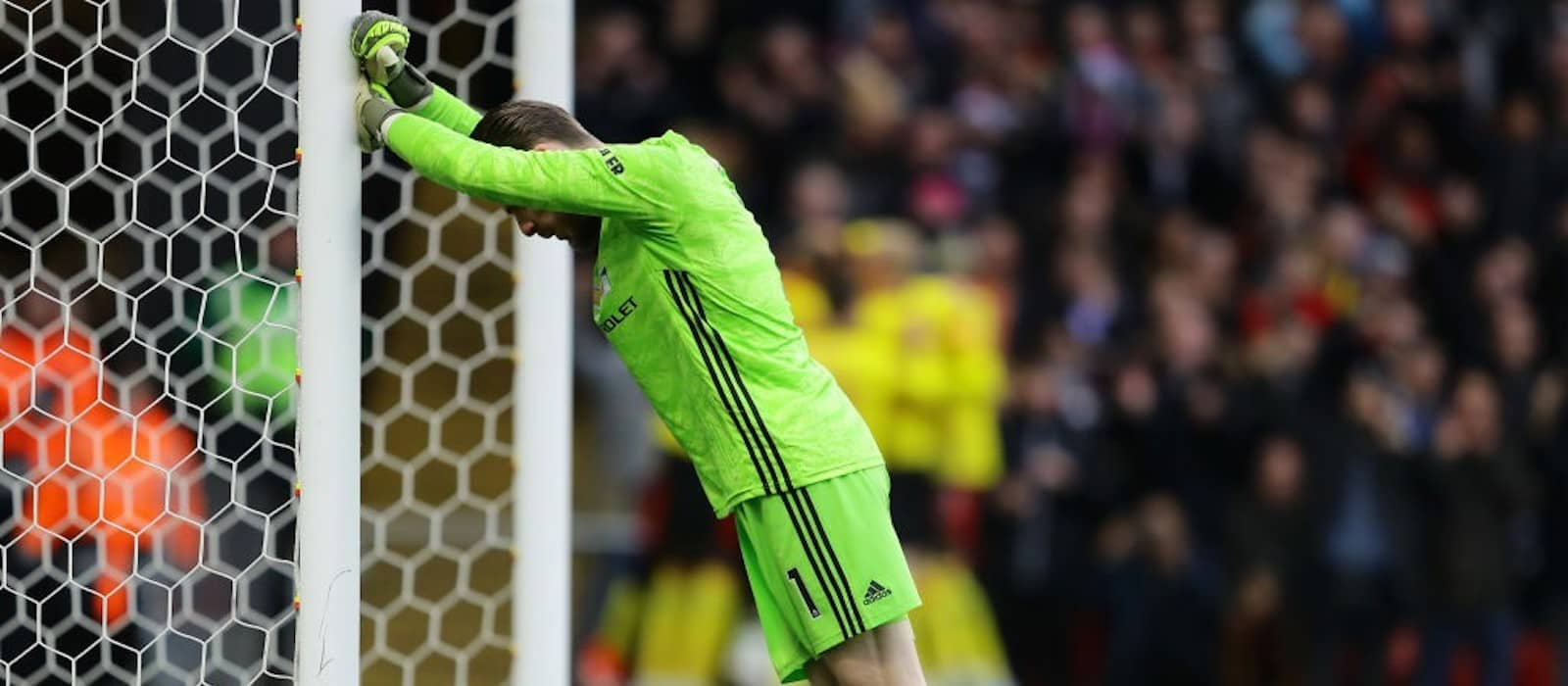 Player ratings: Watford 2-0 Manchester United – Horrific De Gea blunder costs United another three points