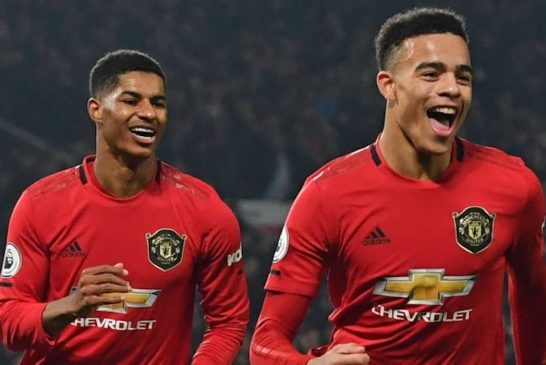 Marcus Rashford has nothing but praise for Mason Greenwood
