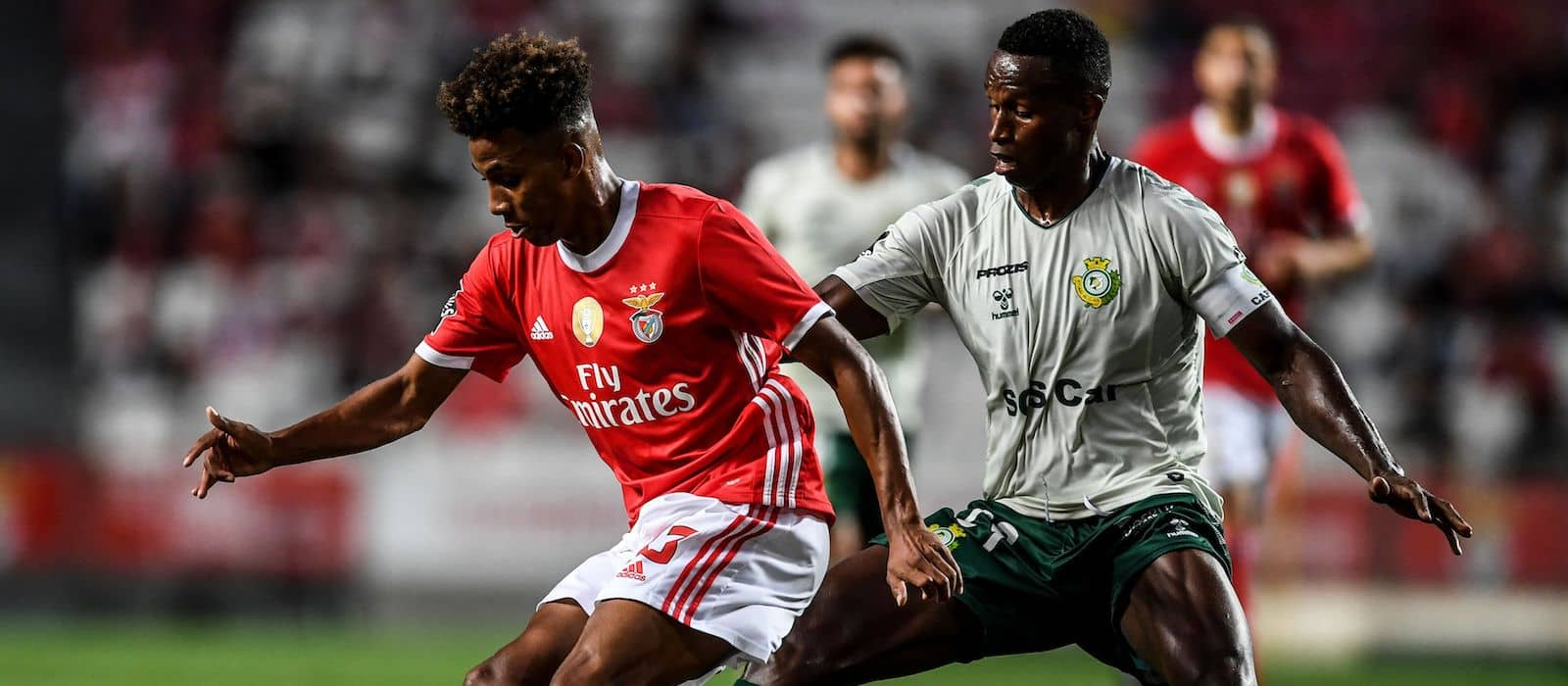 Manchester United interested in available Benfica star Gedson Fernandes