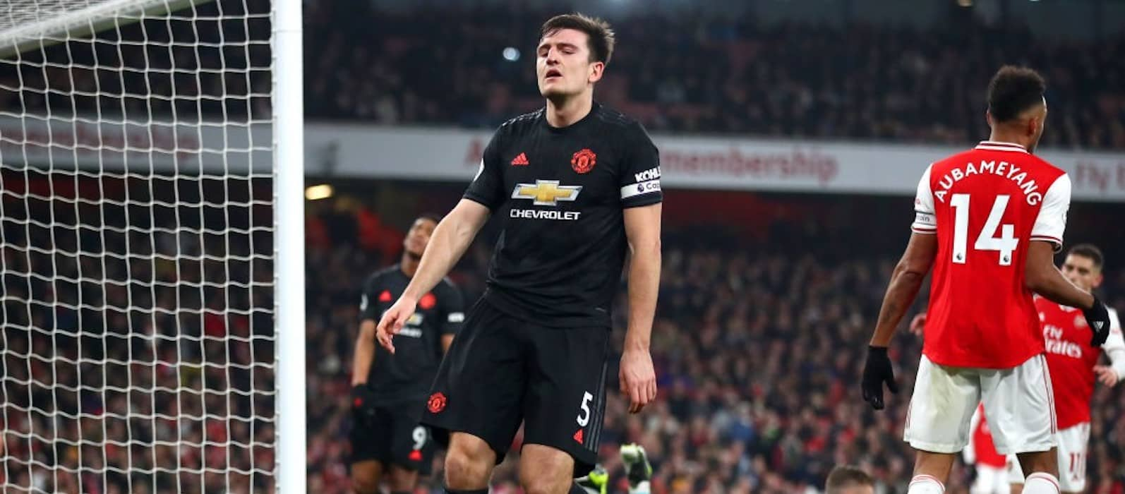 Manchester United fans look to the future with Harry Maguire captaincy