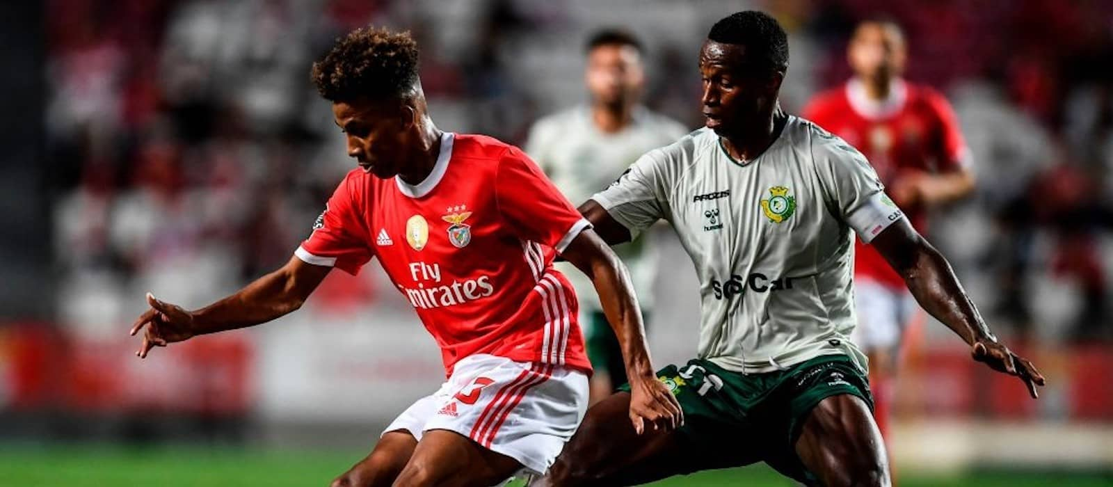 Manchester United face competition for Benfica star Gedson Fernandes