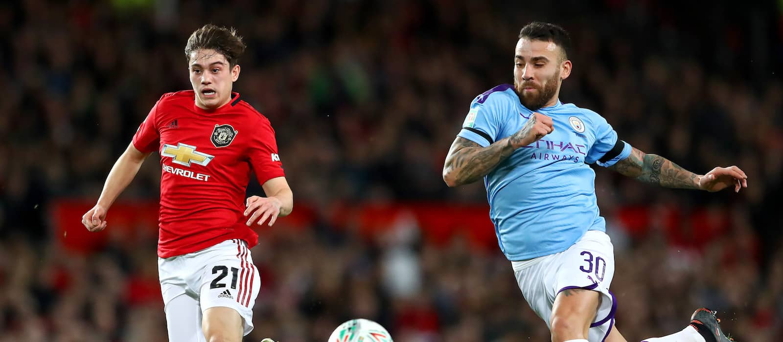 Player ratings: Manchester United 1-3 Manchester City