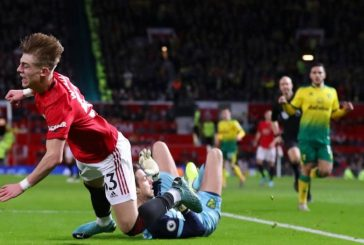 Player ratings: Manchester United 4-0 Norwich City