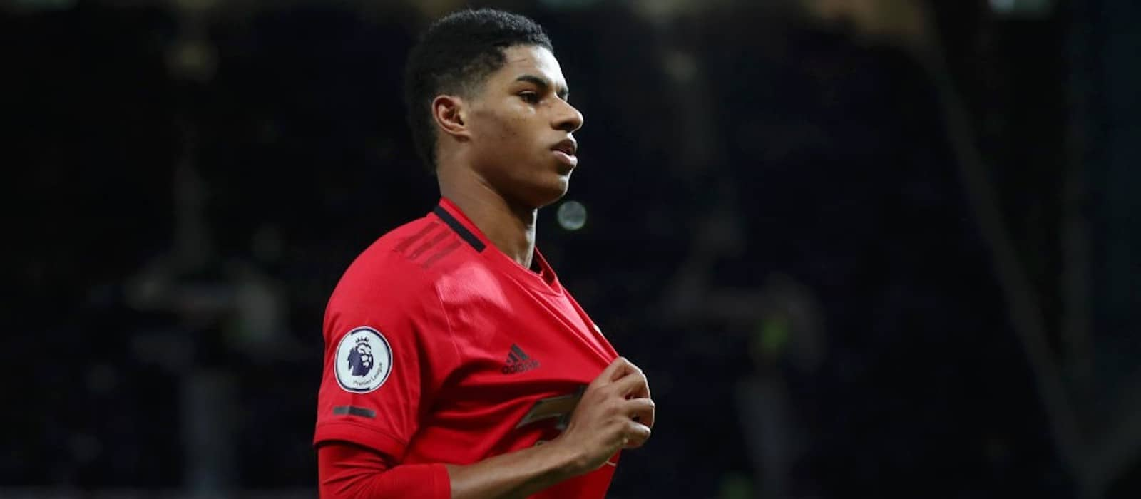 Marcus Rashford blows Manchester United fans away with goalscoring performance