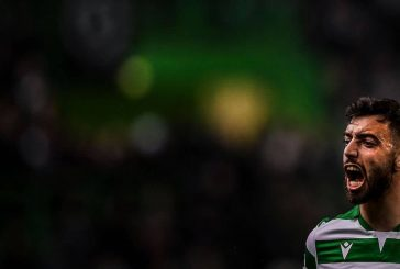 Sporting manager labels Bruno Fernandes as the best in the league