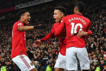 The one positive in Manchester United's loss to Aston Villa