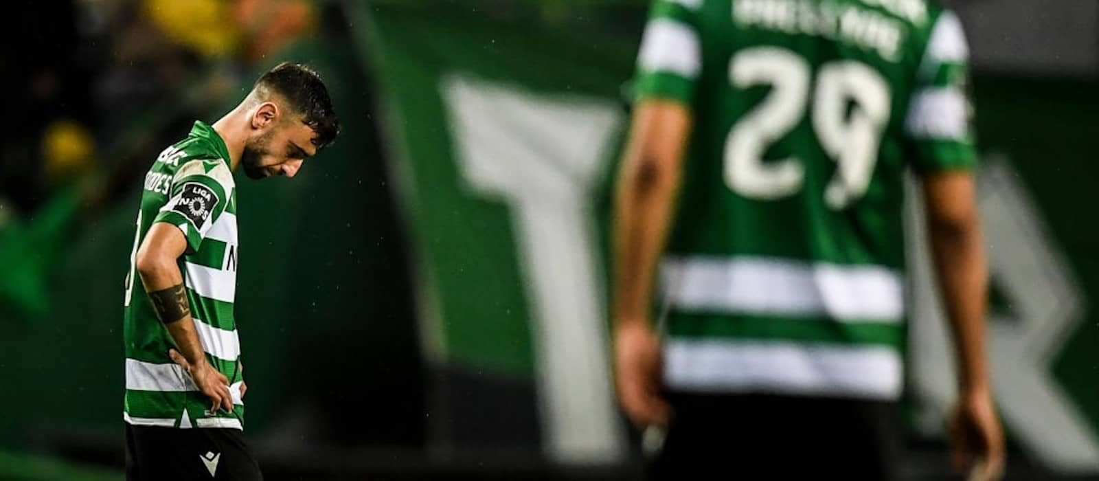 Sporting Lisbon inflate asking price for Bruno Fernandes