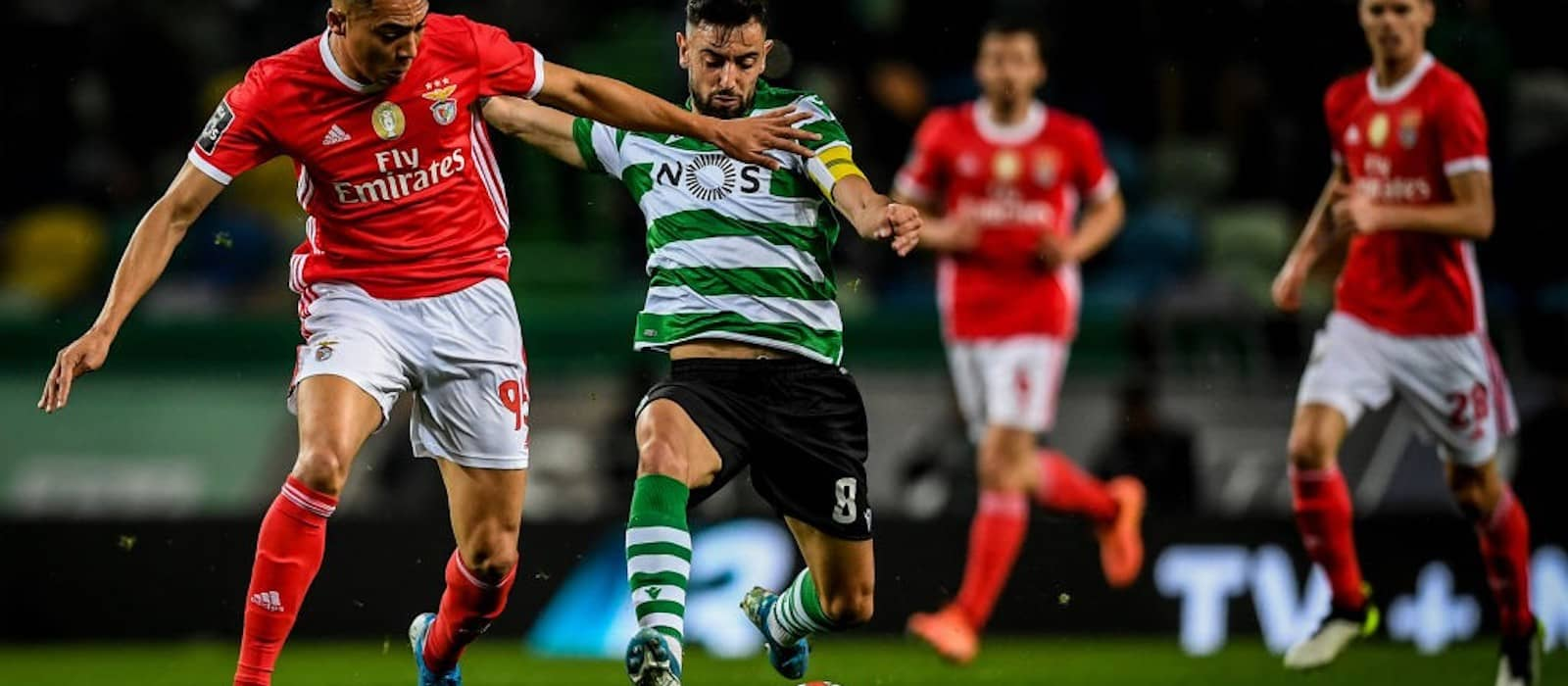 From Portugal: Manchester City set to offer €100 million for Bruno Fernandes
