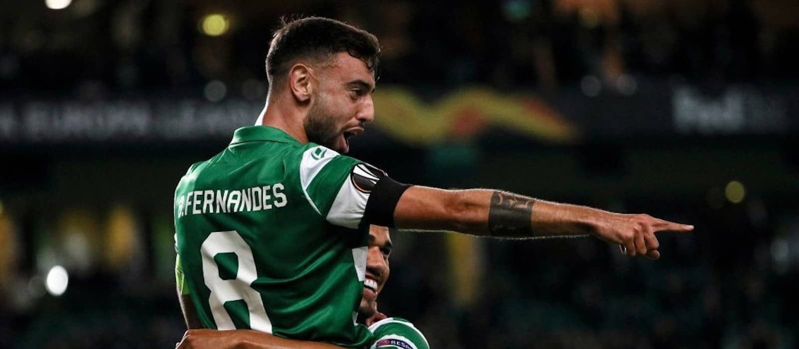 Done deal: Manchester United and Sporting Lisbon agree Bruno Fernandes transfer