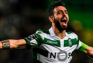 Bruno Fernandes to play last Sporting Lisbon match before joining Manchester United