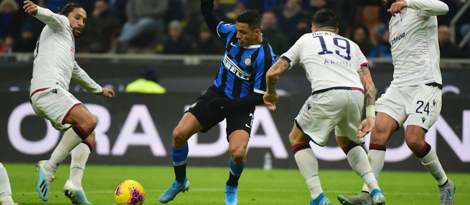Alexis Sanchez to Inter Milan: deal close but not done?